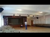 Трени-каПередЧемпионатом вПетрозаводске.21.04.2017 г.