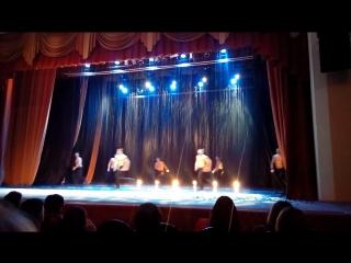 шоу Танцы под дождем в г. Тосно