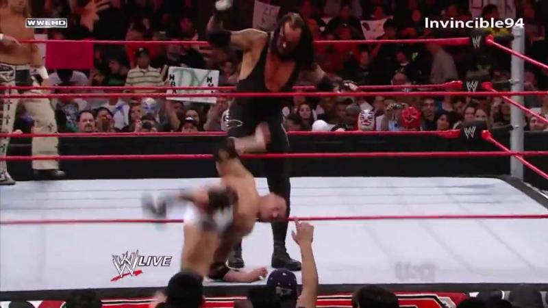 [WWE QTV]☆[Raw]16.03.2009]The Undertaker Shawn Michaels vs JBL Vladimir Kozlov]☆[vk.com/wwe_restling_qtv
