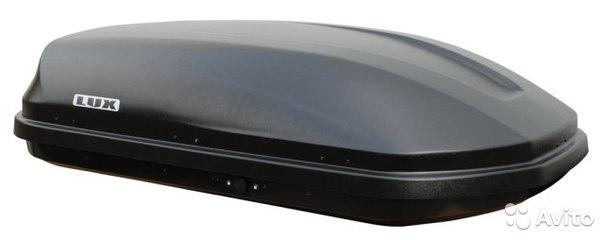 БОКС Допустимая нагрузка: 50 кг Объем бокса: 450 л Внешний размер бокс