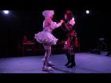 Cosplay Rush vol.14 Косбенд Pazzo famiglia- Райм, Puppet on string - Kuroshitsuji Book of Circus