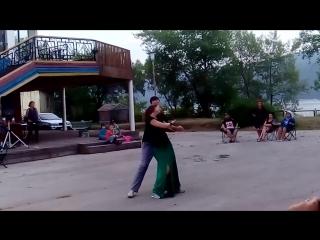 бразильский зук Дмитрий и Юлия Тольятти 1