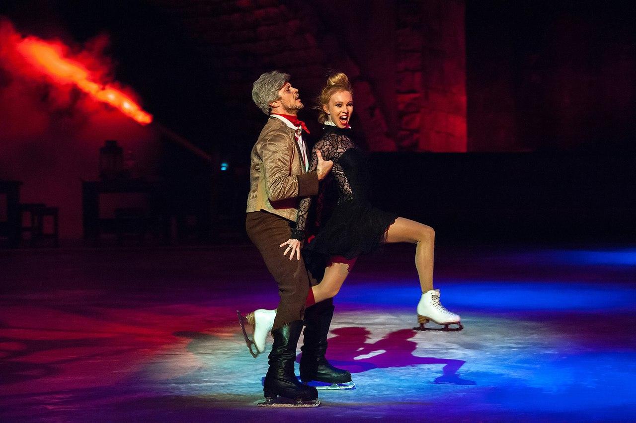 """Carmen on ice"". Краснодар, далее, везде (турне 2016-2017) - Страница 3 En95YVkW4ZA"