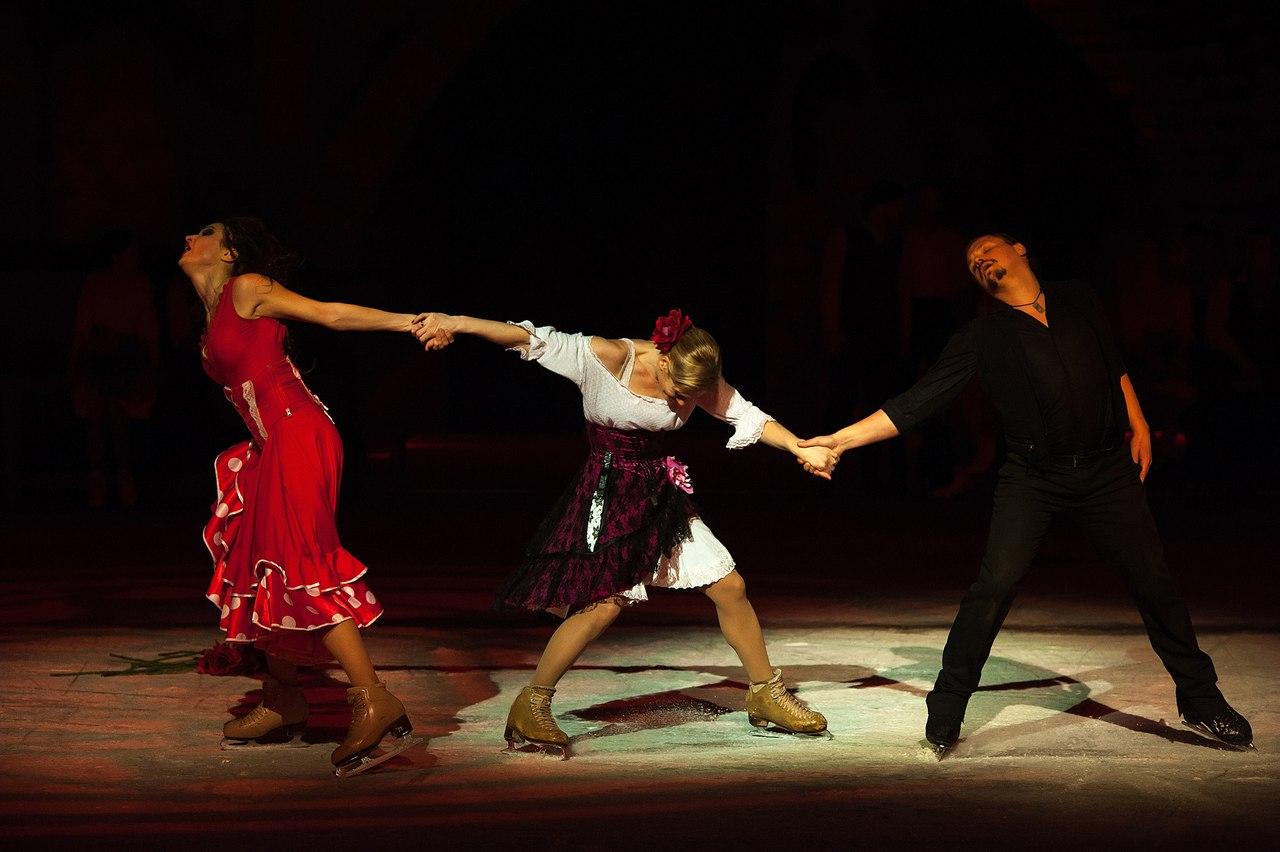 """Carmen on ice"". Краснодар, далее, везде (турне 2016-2017) - Страница 3 LbSt1l1xpsA"
