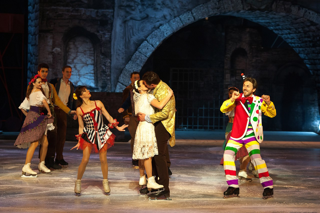 """Carmen on ice"". Краснодар, далее, везде (турне 2016-2017) - Страница 3 Av7AAqu9BdU"