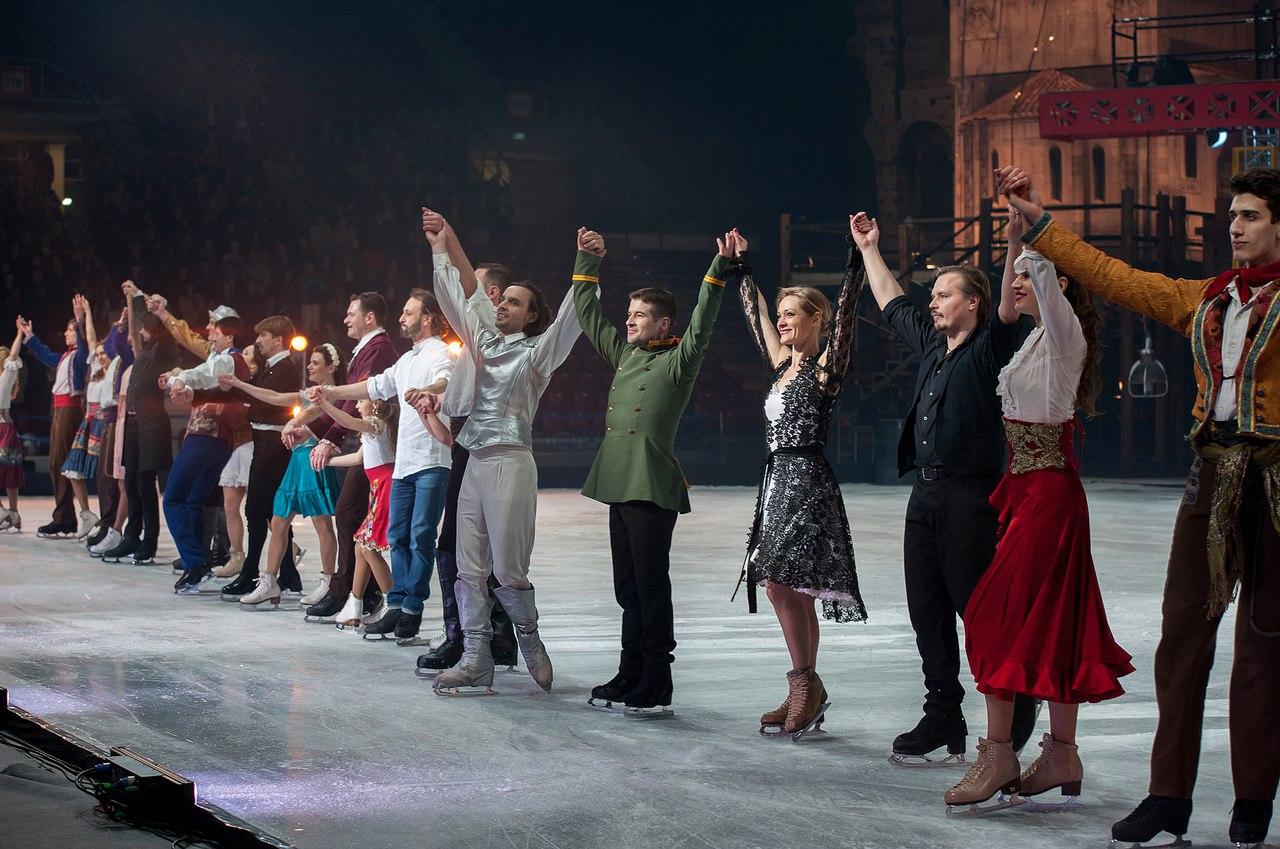 """Carmen on ice"". Краснодар, далее, везде (турне 2016-2017) - Страница 3 N70L_oVyUt4"