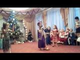 Утренник Аминки - Восточный танец под песню Алладина)))
