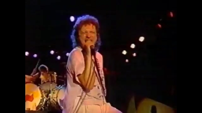 Foreigner - Juke Box Hero (live 1985)
