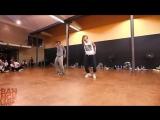 Парный танец под Майкла Джексона