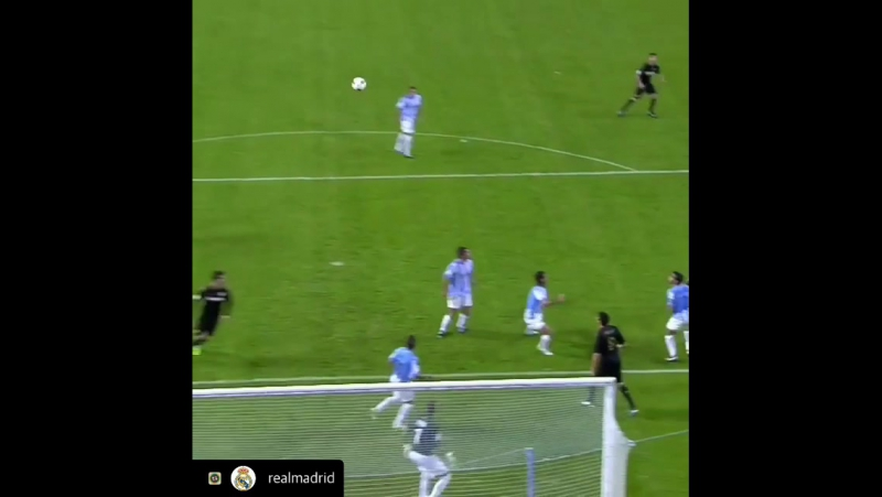 CR7 vs Malaga