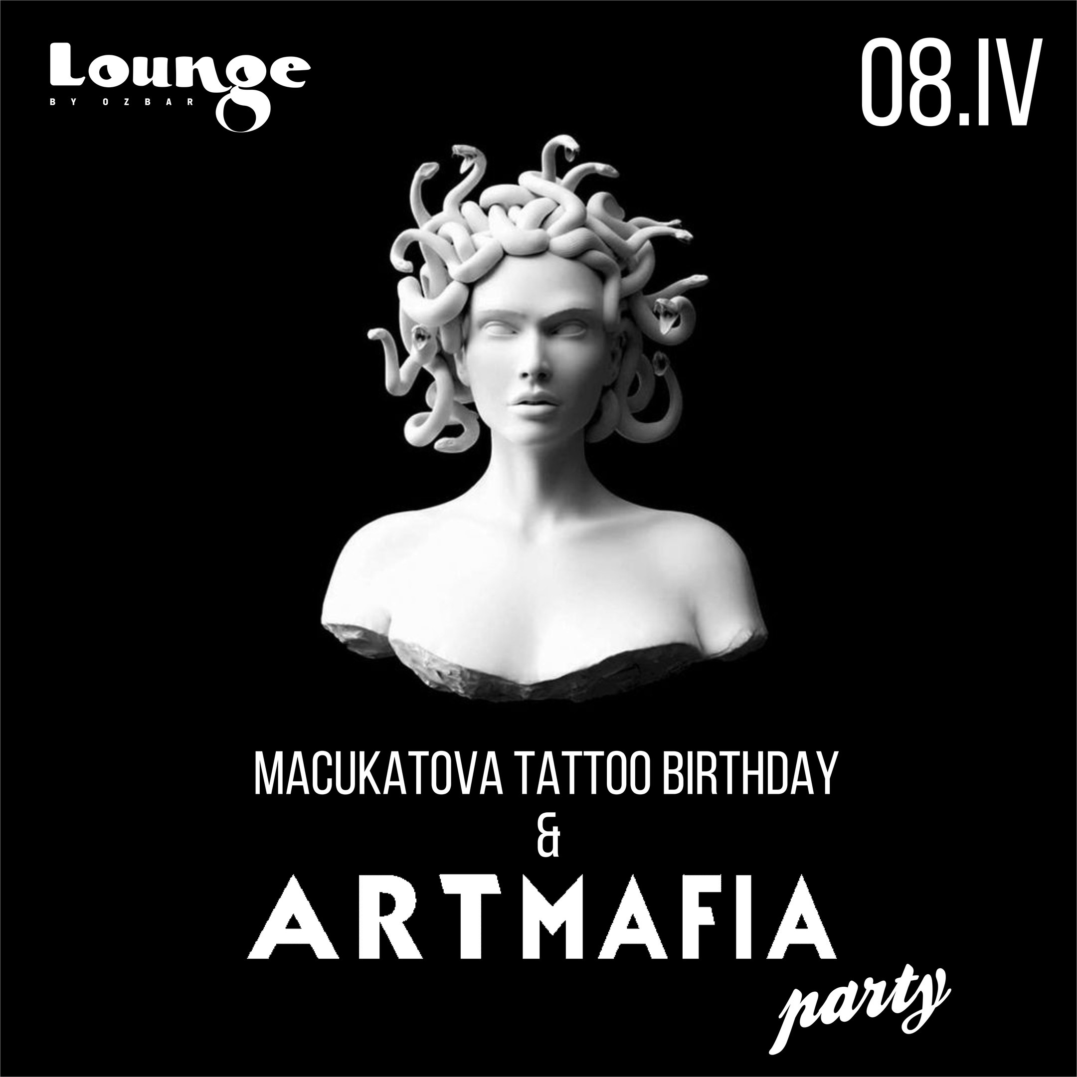 Art Mafia Party