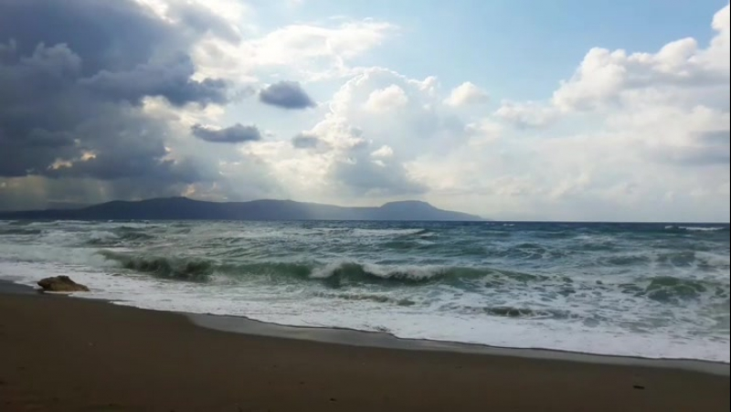 Душа моря, Крит