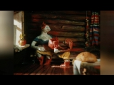 Серый волк энд Красная шапочка.16х9.