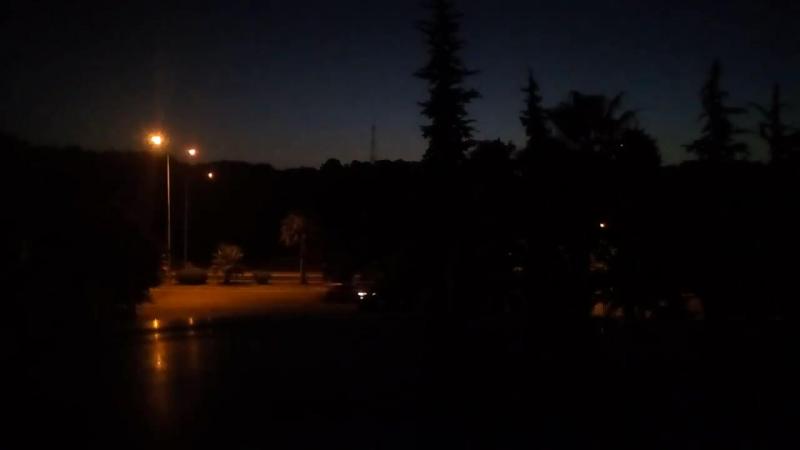 Avsallar time-lapse