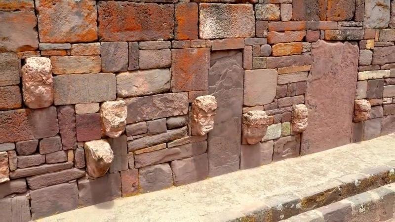 Мегалиты Боливии׃Пума Пунку - Megaliths Of Puma Punku