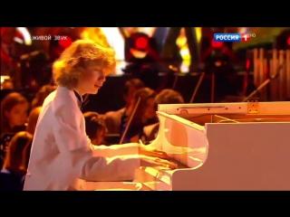 Синяя птица. Братья Бессоновы (рояль, скрипка) и Борис Березовский. Марш из оперы