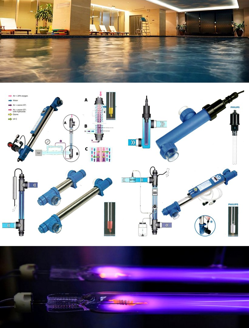 уф-обеззараживатель воды, купить в Краснодаре, BLUE LAGOON Нидерланды