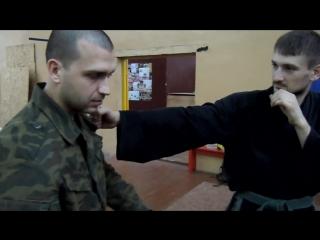 Техника русского боевого искусства - РОСС семинар в Калининграде 2013