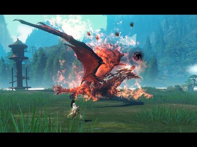 Revelation Online - Первый дракон, кп PHGP сервер Атум.