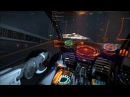 Elite: Dangerous - Мой DBE сел на площадку планетарного поселения О_о !