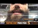 MMA Pros Pick - Holly Holm vs. Bethe Correia (UFC Fight Night 111)