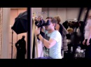Бэкстейдж со съемок каталога одежды для салона Метелица