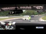 HEICO MOTORSPORT Mercedes Benz SLS AMG GT3 Onboard VLN 4. Lauf 2011 N