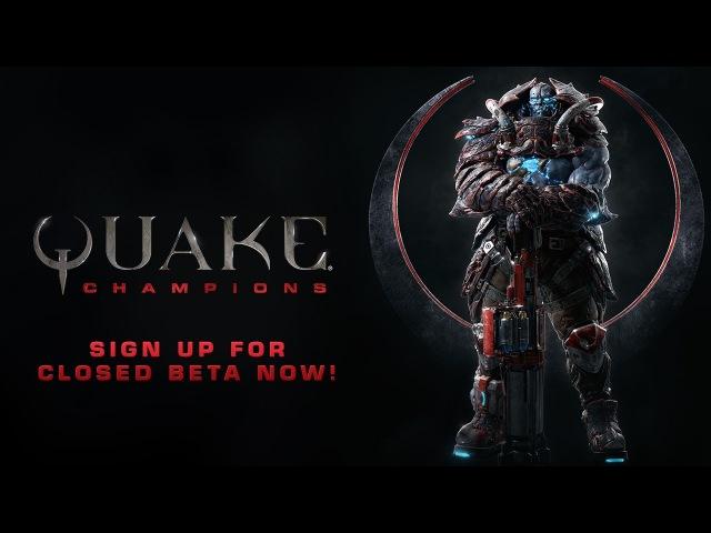 Deathmatch в новом Quake!