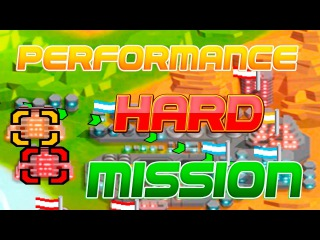 PERFORMANCE HARD MISSION - SUPERMECHS GAMEPLAY
