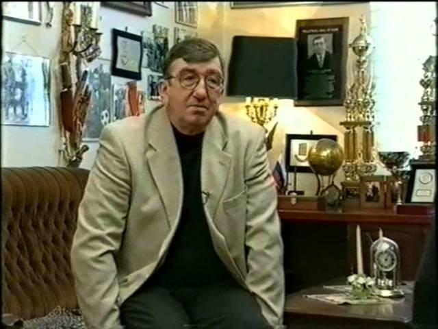 Место в истории. док. фильм 2003 год, волейбол, Платонов