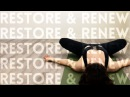 Laid Back Yoga to Restore Renew