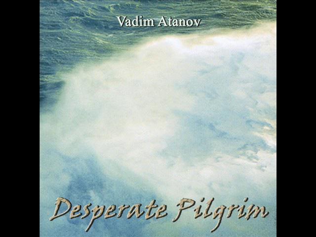 Spanish guitar.Desperate Pilgrim.Guitar. Instrumental. Album.