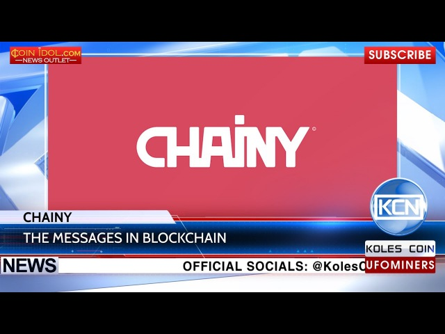 KCN Chainylink the short links and records in @ethereumproject blockchain @CoinIdol Info @bitsmed Youtube ThuKBy