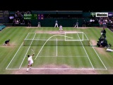 Roger Federer - Top 10 Absurd Angles [HD]