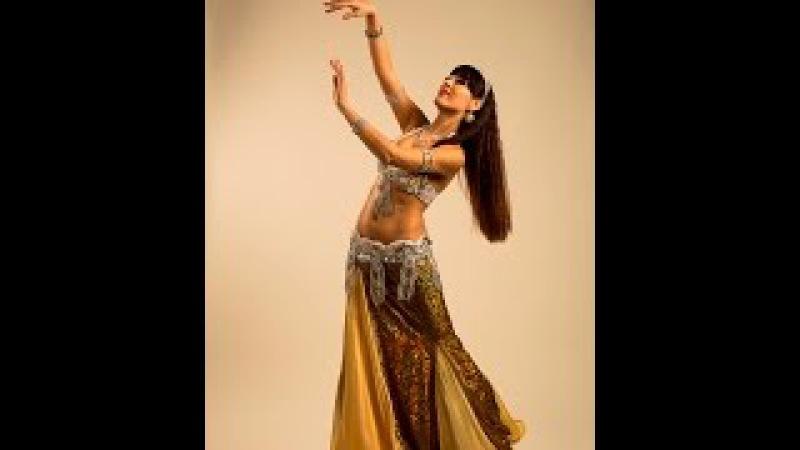 Цикл уроков по восточному танцу для начинающих. УРОК 8