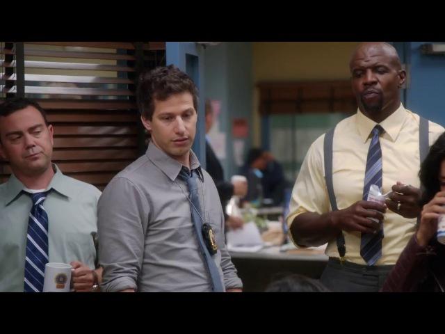Эффективный способ быстро расколоть преступника (Бруклин 9-9 - 48 часов)