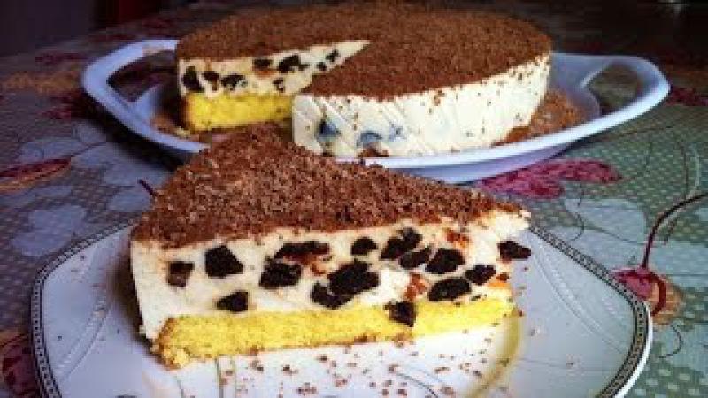 Торт Нежное Облако Торт с Черносливом Cake With Prunes Пошаговый Рецепт (Очень Вкусно)