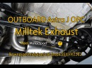 OUTBOARD Astra J OPC Milltek Exhaust downpipe midpipe cat back SSXVX2232