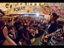 Дмитрий ФЕО Порубов - Акустика Live @ Москва, Сквот кафе, 18.08.11