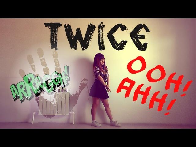 LIKE OHH AHH Japanese Ver TWICE トゥワイス dance cover