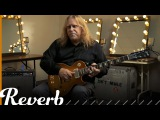 Warren Haynes on Slide Guitar in Standard Tuning Reverb Interview