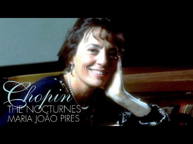 Maria João Pires (ф-но) - Ноктюрны (21.07.2010; 29.08.2014; муз. Фредерика (Фридерика) Шопена). Live Recital