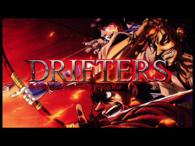 Drifters OP Full - Gospel of the Throttle