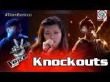 The Voice Teens Philippines Knockout Round Queenie vs. Angelo vs. Jem