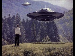 👇 Близкие контакты 3-й степени! НЛО. Рассказ очевидца.