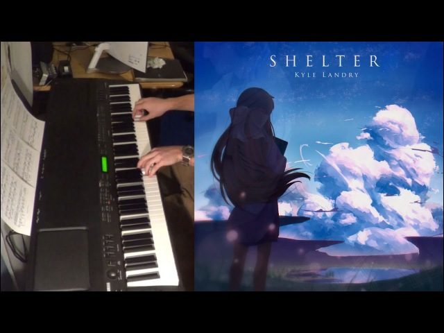 Shelter - Porter Robinson and Madeon (piano cover) Sheets!