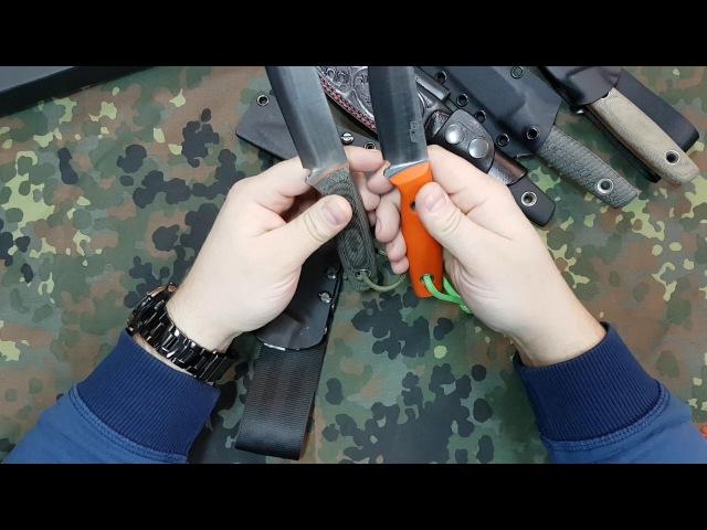 Тигро-Щепка от TRC knives