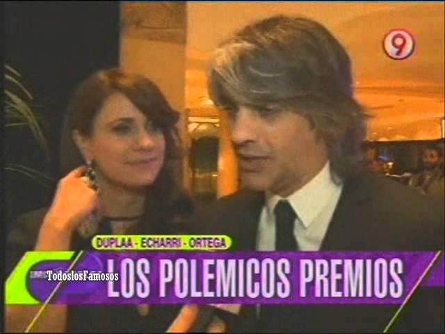 Implacables-Los polémicos premios-Nancy Dupláa y Pablo Echarri