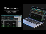 eMotion LV1 Tutorial 4.7: Mixer Window – Input, Dyn-EQ, Special Modes