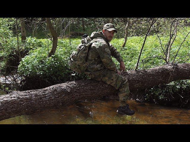Универсальный и практичный Рюкзак KE Assault 40л.A-Tacs FG